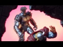 Diamond Select Toys Marvel Select Destroyer Armor Figure Review