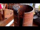 Супер бур из трубы/super drill pipe, своими руками