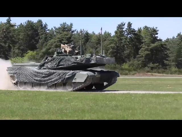 Танковый биатлон НАТО/NATO Tank Biathlon