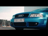 AUDI RS4 B5 450+hp Stage 1 VSPerformance