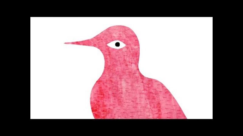 Би-2 – Птица на подоконнике (animated video)