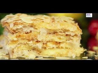 Быстрый рецепт торта «Наполеон»
