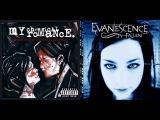My Chemical RomanceEvanescence - I'm Not OkayGoing Under (Mashup)