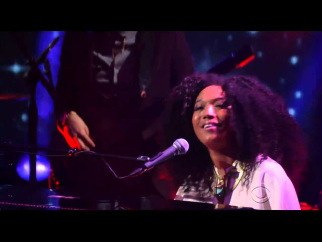 Judith Hil Cry Cry Cry The Late Show with Stephen Colbert 2015