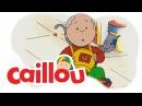 Kids English Caillou - Caillou Makes Cookies S01E01 Cartoon for Kids