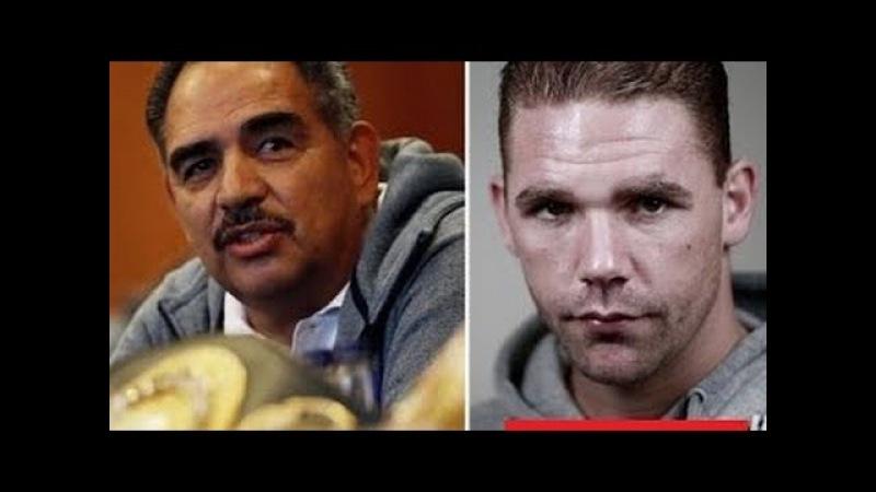 Тренер Геннадия Головкина, Абель Санчес, ответил на допинговые подозрения Билли...
