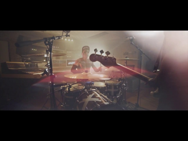 Blink-182 - Bored To Death - Deivhook ft. Edgar (Drum Bass Cover)