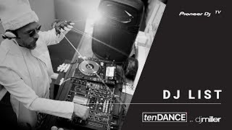 TenDANCE show выпуск 35 w/ DJ LIST @ Pioneer DJ TV | Moscow