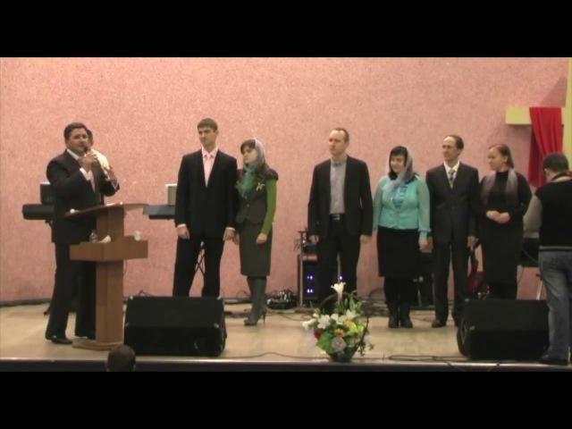 Рукоположение на диаконское служение 2013 г. вспомним как это было...