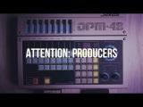 68 Classic Analog Drum Machines
