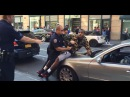 The Big Ape (@YMBAPE) Drippin in Bape Arrested Outside Bape New York Store!