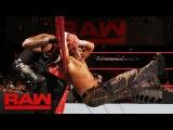 The Hardy Boyz vs. Luke Gallows &amp Karl Anderson Raw, June 19, 2017