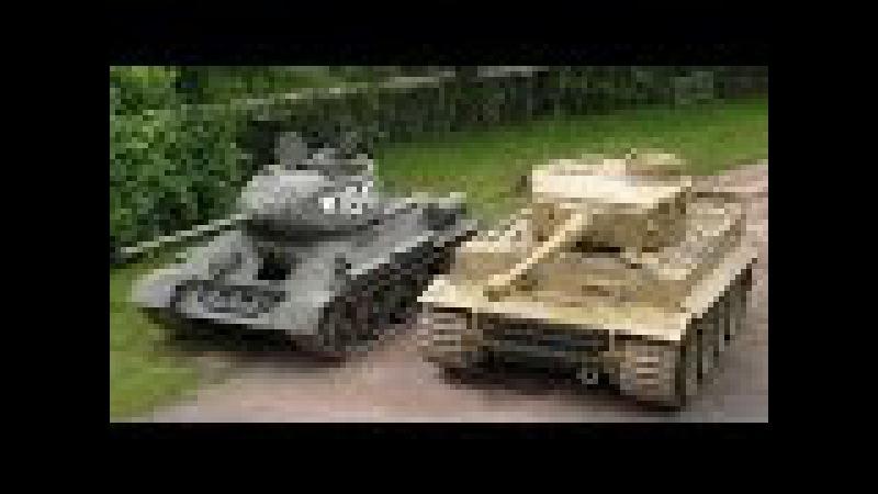 Можно ли танку прострелить ствол Это надо видеть В поисках Золота и Старины