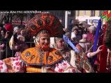 Масленичные гулянья, Калужская Масленица-2017, Калуга  Maslenitsa, Russian Ethnic festival, Kaluga