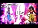 [What-If] Super Saiyan 4 VS God of Destruction, (Dialogue Only).