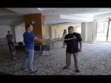 Basic lesson on Destreza. Spanish Fencing. Grand Maestro Oleg Maltsev