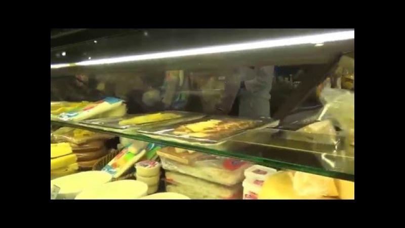 Türkei Hotel Maxx Royal in Belek Luxushotel - Buffet Käse lecker Essen