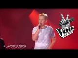 La Voix Junior  Brenden MacGowan  Auditions