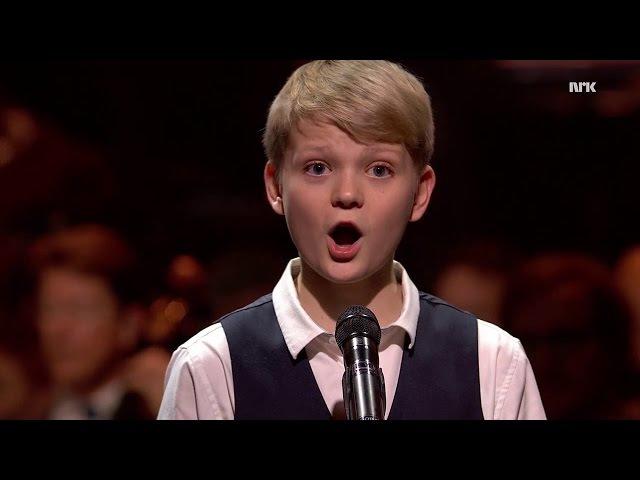 Alleluia (Exsultate, jubilate - Mozart) | boy soprano Aksel Rykkvin (13y) KORK