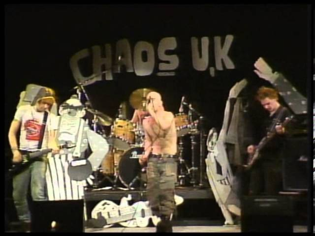 Chaos UK - Farmyard Boogie (Official Video, 1988)