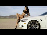 Italo disco. Modern style D.White MAXI mix - DAKAR super truck Babe race crazy driver extreme