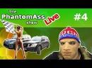 PhantomAss Show Live - Nissan Patrol Y62 vs Lexus LX570 - Кто быстрей?