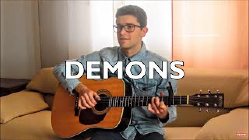Demons - Imagine Dragons (INSTRUMENTAL Fingerstyle guitar cover)