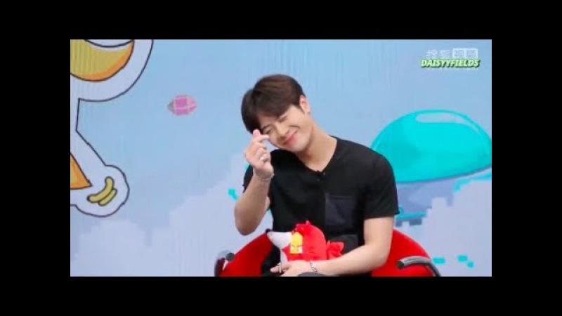 [ENG] 170728 GOT7 Jackson The Amazing Idol 抱走把爱豆