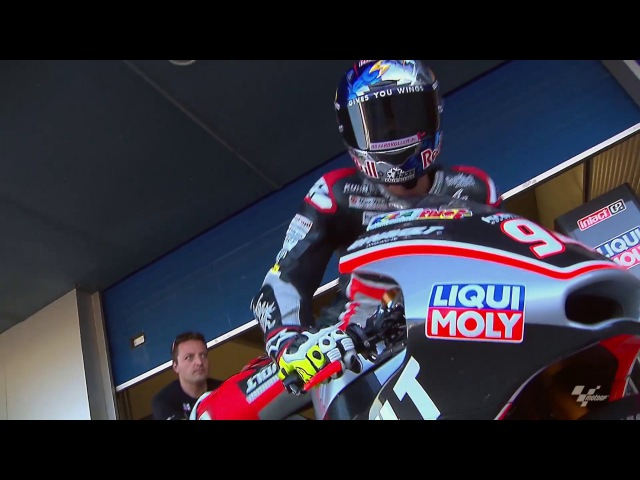 Чемпионат Мира по мотогонкам в классе Moto2