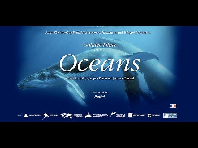 Океаны (Документальный, 2009 HD)