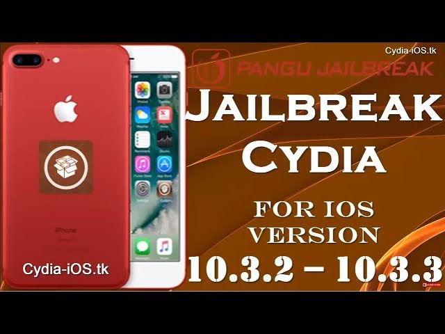 Jailbreak iOS 10.3.2 | iOS 10.3.2 | Jailbreak Cydia Version 10.3.3*Update*