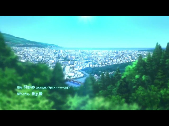 23 серия Переустановка Сакурады - Sakurada Reset русская озвучка Rayvol