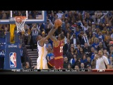 Kevin Durant REJECTS LeBron James  WARRIORS vs CAVS  Jan 16, 2017  16-17 NBA Season