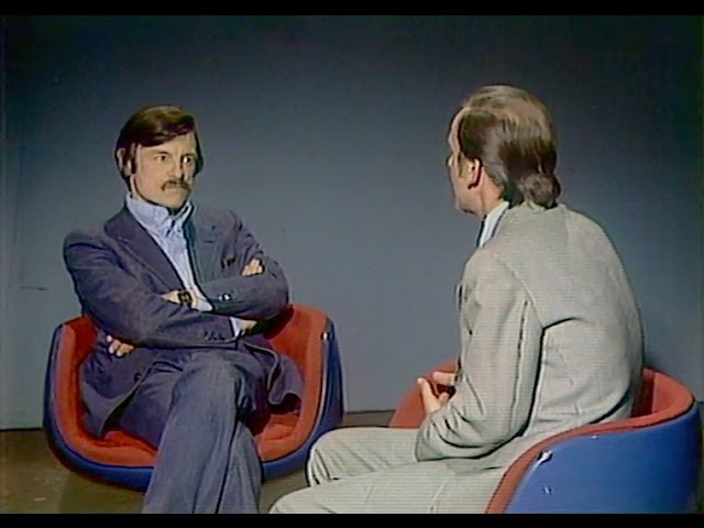 Андрей Тарковский в интервью LTV