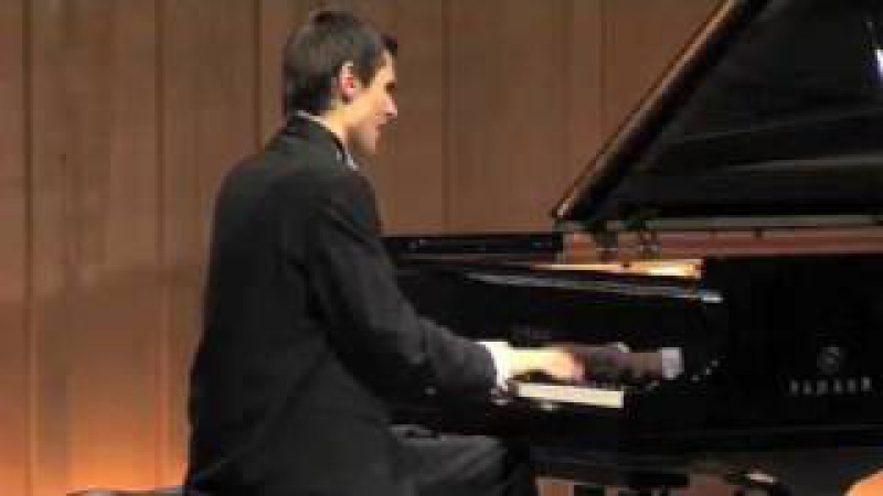 55 MC 2009 semifinal vestard SHIMKUS, Heartbeats of Astor Piazzolla