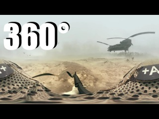 360 VR Video of US Special Forces In Action During Awesome Special Operations Training (360 Video)