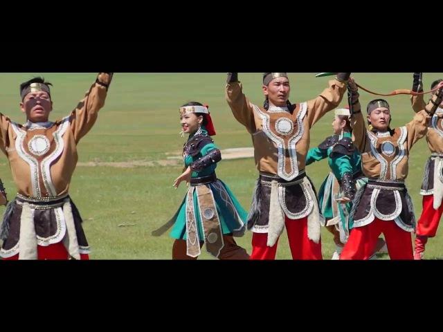 Миний Монгол наадам - Рок Поп одод