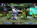 20170726 UNDER NIGHT IN-BIRTH Exe:Late[st]3.20 FreePlay in SEGA Nishinakajima part1