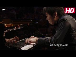 #Cliburn2017 SEMIFINAL RECITAL - Tony Yike Yang (Canada): Chopin - Piano Sonata No. 2