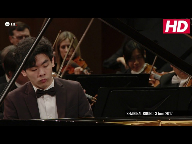 Cliburn2017 SEMIFINAL RECITAL - Daniel HSU (United States) - Schubert - Four impromptus