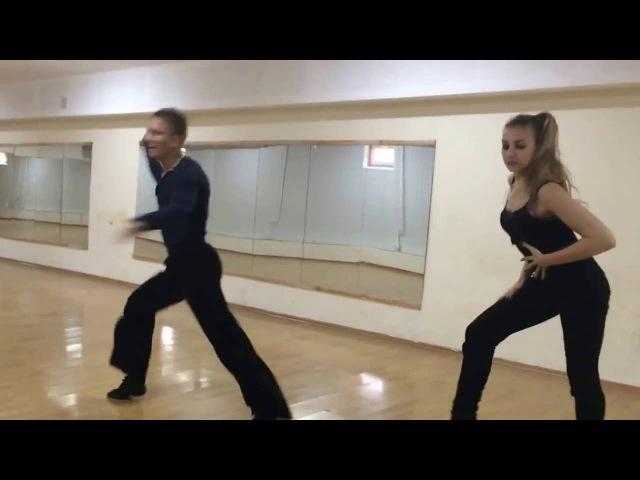 Джайв кики Бальные танцы