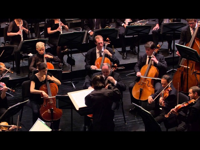 The Mahler Chamber Orchestra plays B. Britten D. Shostakovich - Teodor Currentzis (HD 1080p)