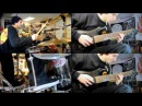 Signal The Firing Squad Abnegate Drum Guitar Dual Cover