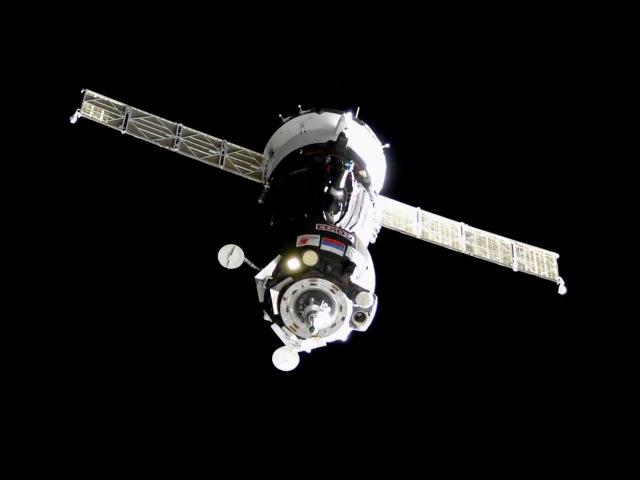 Стыковка «Союз МС-05» с МКС | 29.07.2017