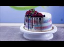 Торт Raffaello Простой вкусный рецепт домашнего торта Украшение и выравнивание без мастики