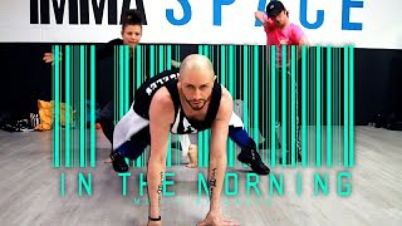 Jaded - In The Morning   Brian Friedman Choreography   Imma Space Opening