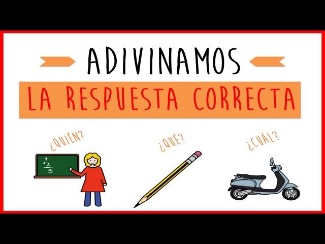 Adivinanzas para niños Juego de estimulación lingüística