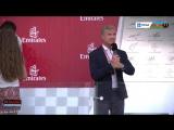 F1 2017. 08. Гран-При Азербайджана, гонка, интервью на подиуме