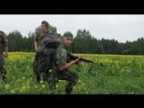 Старт первого этапа Международного конкурса Отличники войсковой разведки