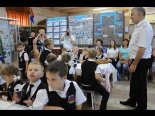 """1 """"В"""" класс из пятой школы в музее"""
